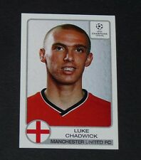 # 181 CHADWICK RED DEVILS MANCHESTER UNITED FOOTBALL CHAMPIONS LEAGUE 2001-2002