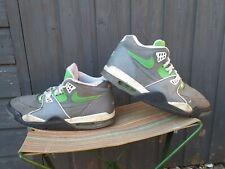 "Nike Air Flight 89 ""HULK"" Basketball - UK 8.5 / EU 43 - Grey/Green 306252-008"