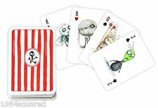 Tim Burton Tragic Toys Playing Cards Nightmare Christmas Oyster Boy New Mint