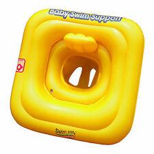 Baby Nuoto Sedile Bestway sicurezza anello galleggiante gonfiabile piscina bambino sostegno 1-2yrs