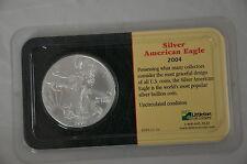 2004 Silver American Eagle 1 oz Silver Dollar BU GEM UNCIRCULATED