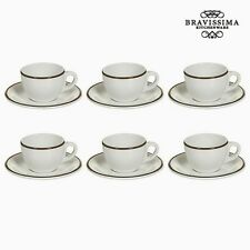 Tazas Kitchen color principal blanco