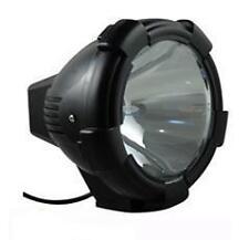 "PAIR 9"" inch 75 watt Hid flood driving light lights offroad work brightest HIDS"