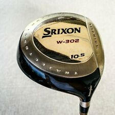 Srixon W-302 Driver. 10.5 Deg, Stiff Flex - Good Condition, Free Post # 8694