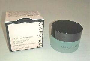 Mary Kay Indulge Soothing Eye Gel - For Dry to Oily Skin - .4 OZ - New in Box