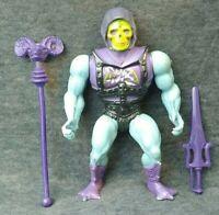 He-Man MOTU Battle Armor SKELETOR Figure Vintage 1983 Masters Of The Universe