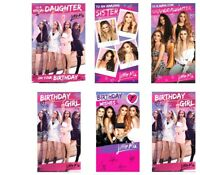 Official LITTLE MIX Happy Birthday Card ~Daughter~Sister~Niece~Grand~General NEW