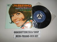 "7`"" Schlager Alexandra - Erstes Morgenrot Club Sonderauflage (4 Song) PHILIPS"
