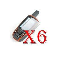6 PZ PELLICOLA PROTEZIONE DISPLAY PER Garmin GPSMAP 62s PROTEGGI SCHERMO LCD