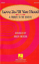 Love Is All You Need Medley The Beatles Vocal Learn Sing Play Piano Music Book