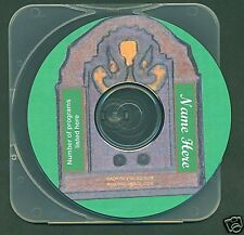 THE HALLS OF IVY~mp3 CD + case~Old Time Radio Shows~OTR