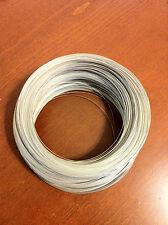 Titanium Wire, Grade 1 (99.5% Pure Titanium)  0.5mm (24 Gauge)  16 Feet