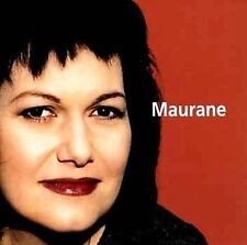 FREE US SHIP. on ANY 2 CDs! NEW CD Maurane: Maurane (Master Serie) Import