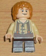 Lego Hobbit Bilbo Baggins (Beuthin) + 2 Gesichter
