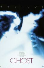 "MOVIE POSTER~Ghost 1990 Patrick Swayze Demi Moore 24x36"" Repro. Film Sheet New~"