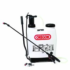 Oregon 16L 4 Gallon Backpack Sprayer with Spare Seal Kit 518769