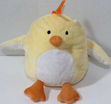 Very Cute RUSS YELLOW CHICK BEAN FILLED Stuffed Plush Animal SOFT TOY