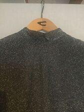 Shirt schwarz Größe 34/36