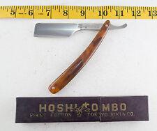 NOS Hoshi Tombo Kamisori Japanese Straight Razor