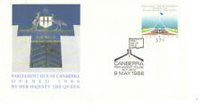 Parliament House Canberra- Australia Post First Day Cover 9 May 1988