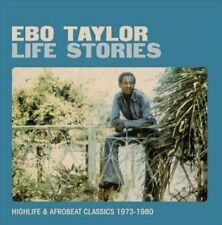 TAYLOR, EBO - LIFE STORIES 1973-1980 NEW VINYL RECORD
