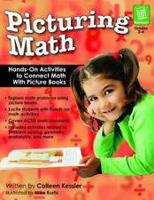 Picturing Math, Grades 2-4: Hands-On Activities to Connect Math with Picture Boo