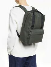 "RRP £55 - JOHN LEWIS VANCOUVER ZIP TOP BAG BACKPACK Khaki Green 15"" Laptop - NEW"
