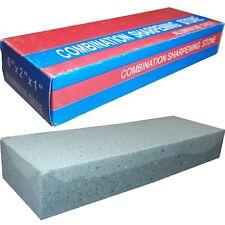 Stanley Sharpening Stone Tungsten Whet rock Oil Honing Rock Aluminum Oxide USA