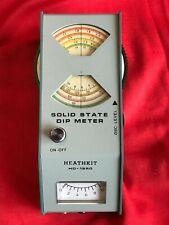 New listing Heathkit Hd-1250 Grid Dip Meter Coils Case Ham Amateur Radio Antenna Tuner Test