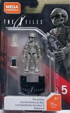 Mega Construx Heroes Series 5 The X-Files Alien