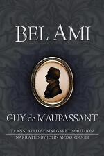 Bel Ami Guy De Maupassant Recorded Books Ex-library Audio Book