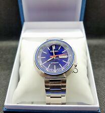 Seiko Recraft Men's UFO SRPC09 Blue Stainless Steel Watch