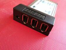 PCMCIA 3 Port Firewire Card