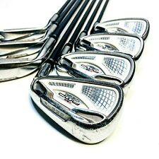 Cobra Amp Cell Irons (4-P) Reg Graphite - Very Good Cond, Free Post # 8002