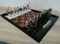 **RARE CHESS SET** Star Wars Episode I Phantom Menace (100% complete)