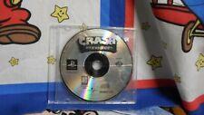 Playstation Crash Bandicoot Game - Disc Only