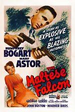 "The Maltese Falcon poster 11.7"" x 16.5"""