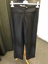 Anne Valerie Hash Black Trousers Size S