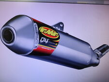 HONDA CRF250R 2006 2007 2008 2009  FMF Q4 SLIPON EXHAUST  SPARK ARRESTOR SINGLE