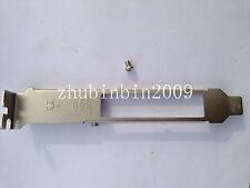 Low Profile Bracket for Intel E1g44et E1g44et2 I340-t4 I350-t4 Quad Port NIC