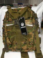 BlissWill Fishing Gear Backpack Digital Camo.  (F1)