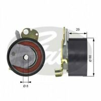 GATES Tensioner Pulley, timing belt PowerGrip® T43051