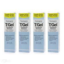 Neutrogena T/Gel Therapeutic Shampoo 250ml 4 Pack