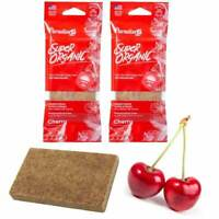 2 Pc Cherry Scent Car Air Freshener Block Stone Under Seat Office Home Fragrance
