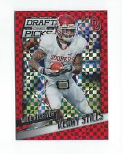 2015 Prizm Draft Refractor Red Power #63 Kenny Stills Dolphins Oklahoma