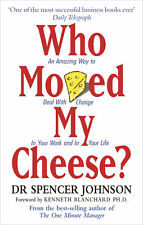 Spencer Johnson - Who Moved My Cheese (Paperback) 9780091816971