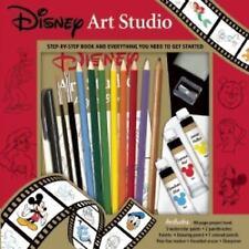 Disney Art Studio: Learn to Draw Your Favorite Disney Characters, Storybook Arti