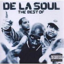 "DE LA SOUL ""THE BEST OF"" 2 CD NEU"