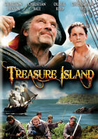 Treasure Island (1990 Charlton Heston) DVD NEW