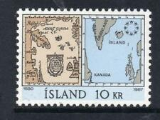 ICELAND MNH 1967 SG442 WORLD FAIR - MONTREAL